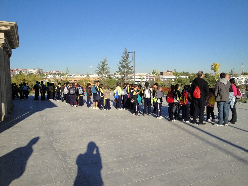 Colegios Parque Europa Madrid