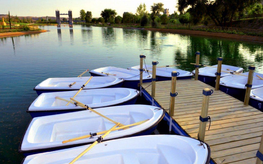 Hora Feliz Barcas Parque Europa