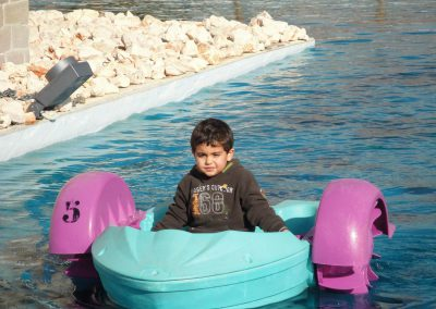 barcas infantiles parque europa cumpleaños colegios ocio madrid