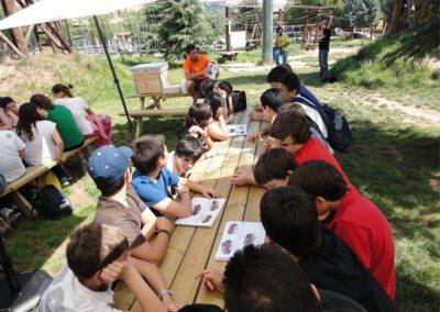 Colegios Parque Europa Madrid Talleres