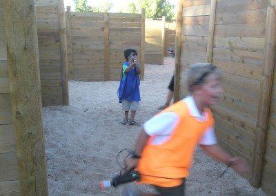 laser tag madrid multiaventura park cumpleaños colegios empresas parque europa