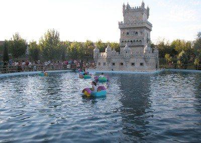 barcas infantiles parque europa cumpleaños colegios ocio madridinfantiles. Parque Europa. Madrid.