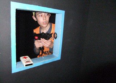 Laberinto Láser Tag Indoor Madrid Empresas Cumpleaños Colegios Las Rozas Karting Carlos Sainzd