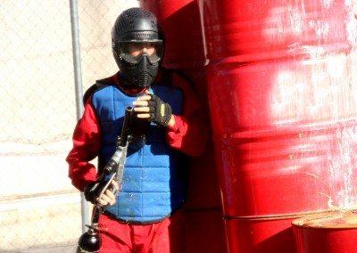 Paintball karting Rozas madrid multiaventura park cumpleaños colegios empresas