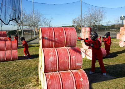 soft paintball en madrid multiaventura park cumpleaños colegios empresas