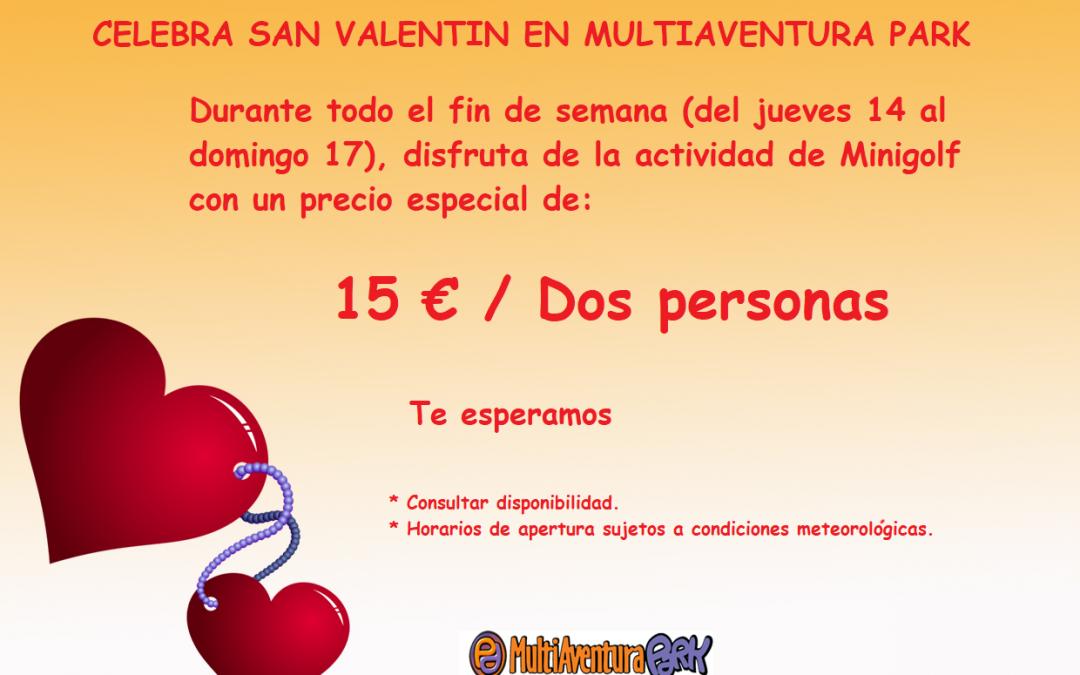 Oferta San Valentín 2019